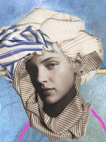 © Carol Luchetta Zurich- Collages Takeover